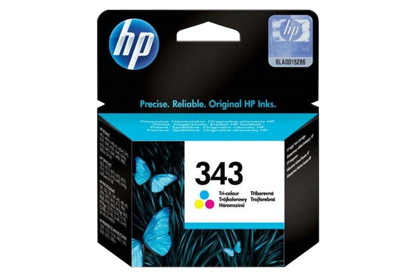 HP 343 Tricolour Multipack Ink
