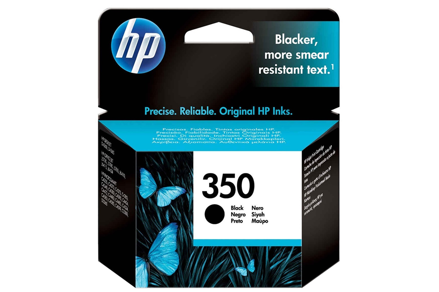 HP 350 Black Ink