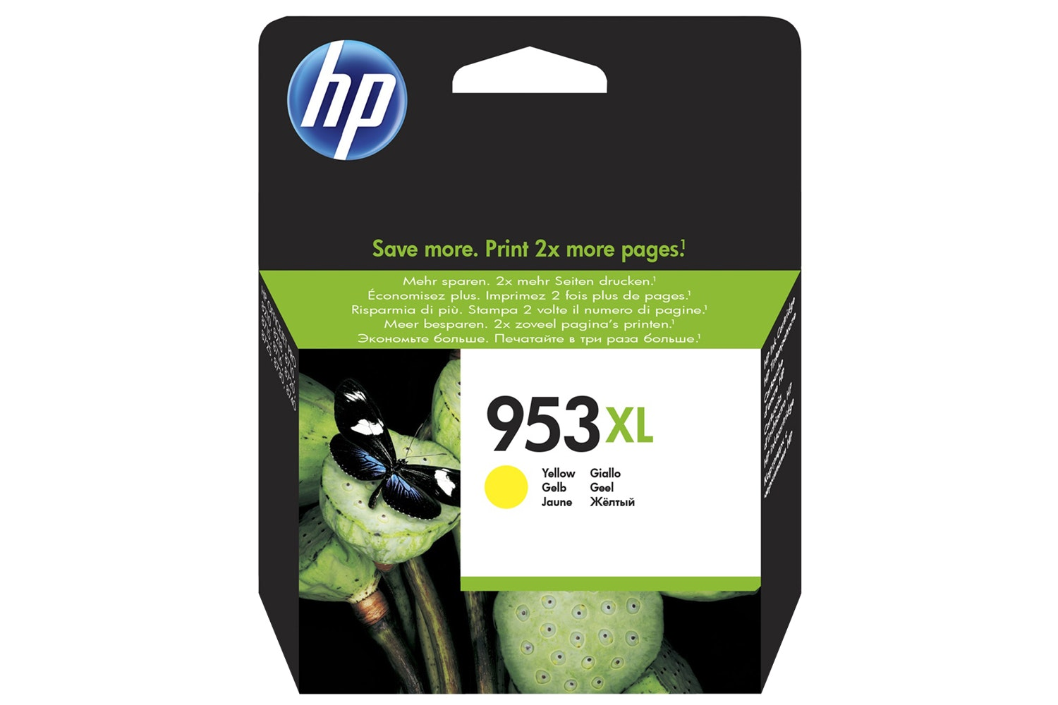 HP 953XL Yellow Ink