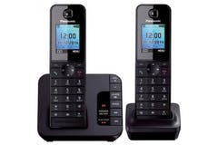 Panasonic Twin Cordless Phone & Answering Machine | TAPH222T