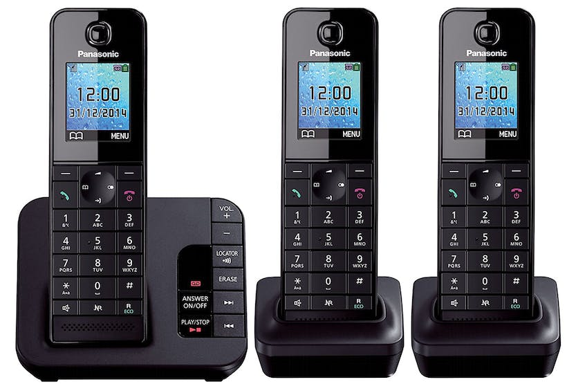 Panasonic Trio Coredless Phone | TAPH223T