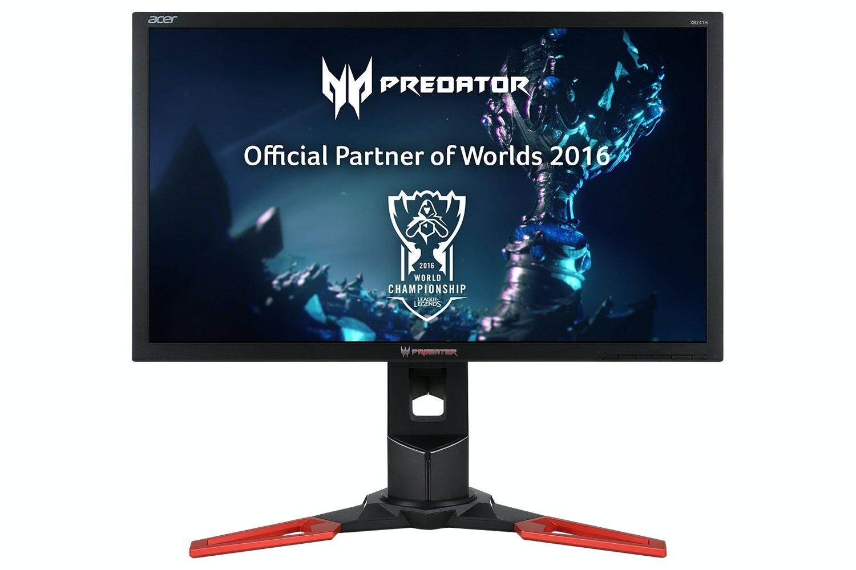 """Acer 24"""" XB241H Predator LED Monitor   Black"""