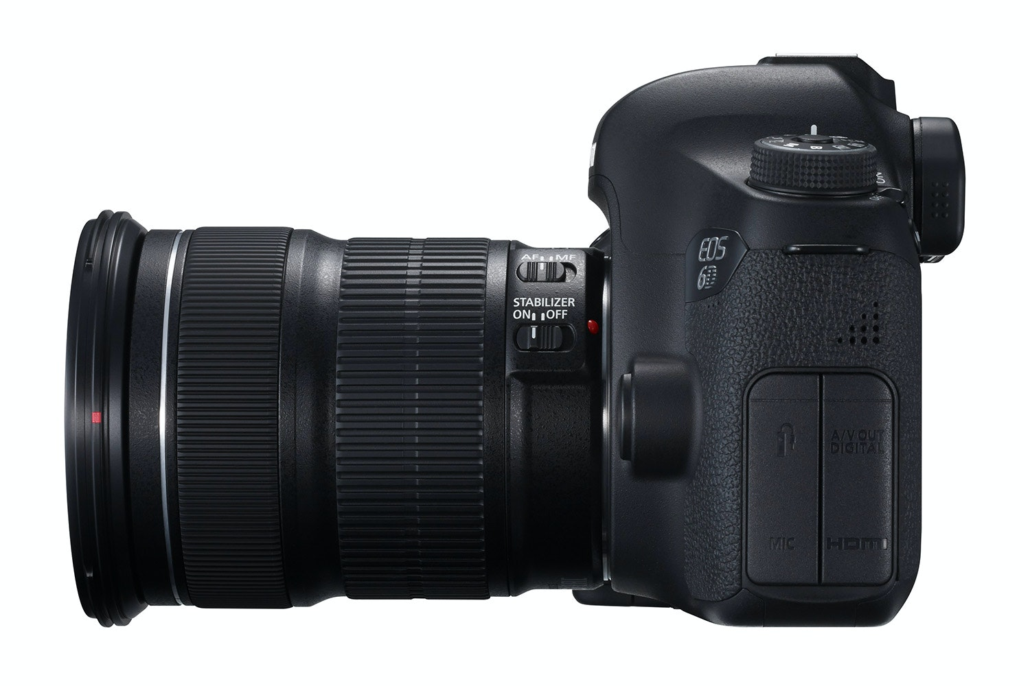 Canon EOS 6D & EF 24-105mm IS STM Lens