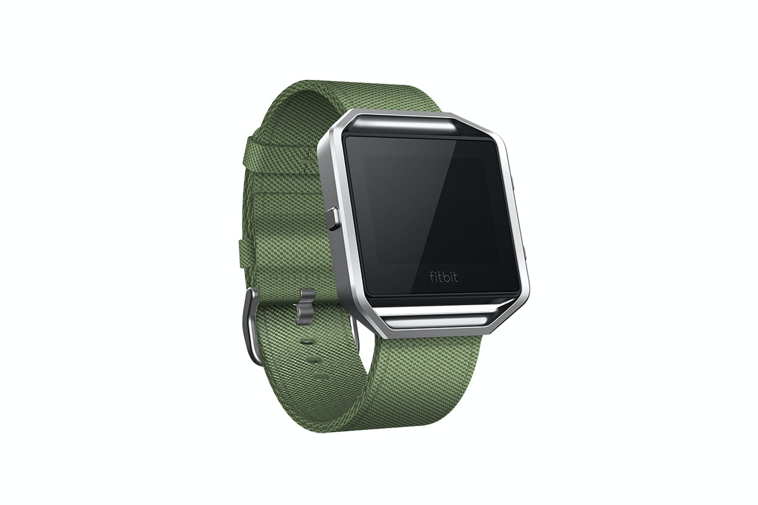 Fitbit Blaze Nylon Accessory Band | Olive | Small