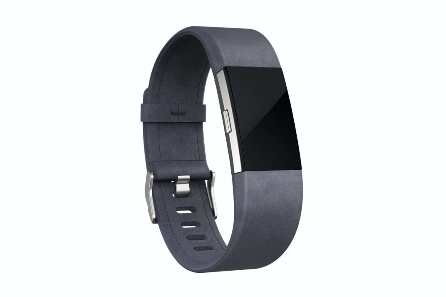Fitbit Charge 2 Leather Band | Indigo | Small