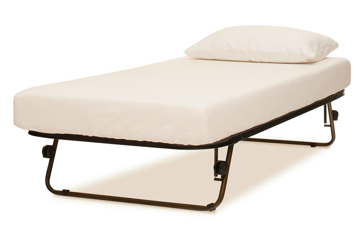 Isaac Trundle Bed   Bronze