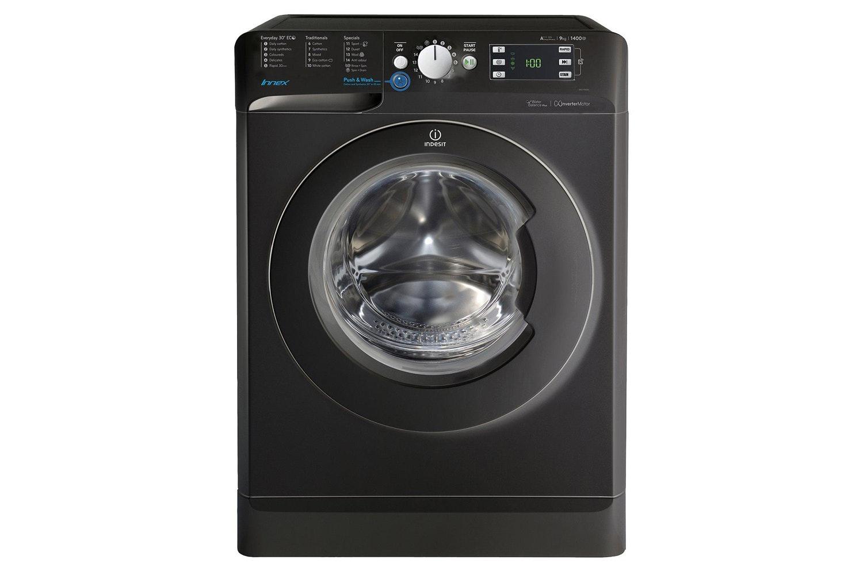 Indesit 9kg Washing Machine |BWE91484XK