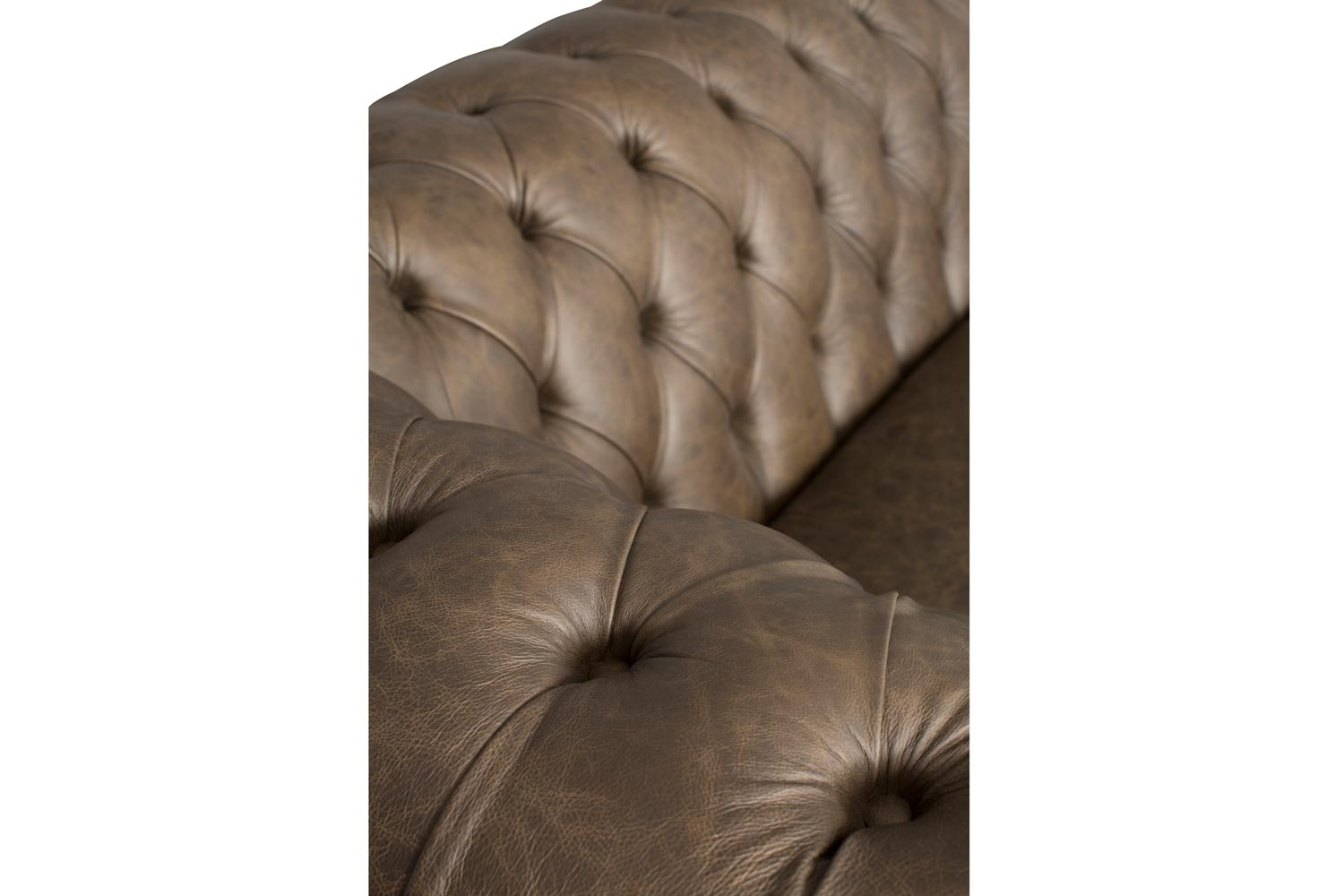 Marlowe 2 Seater Leather Sofa