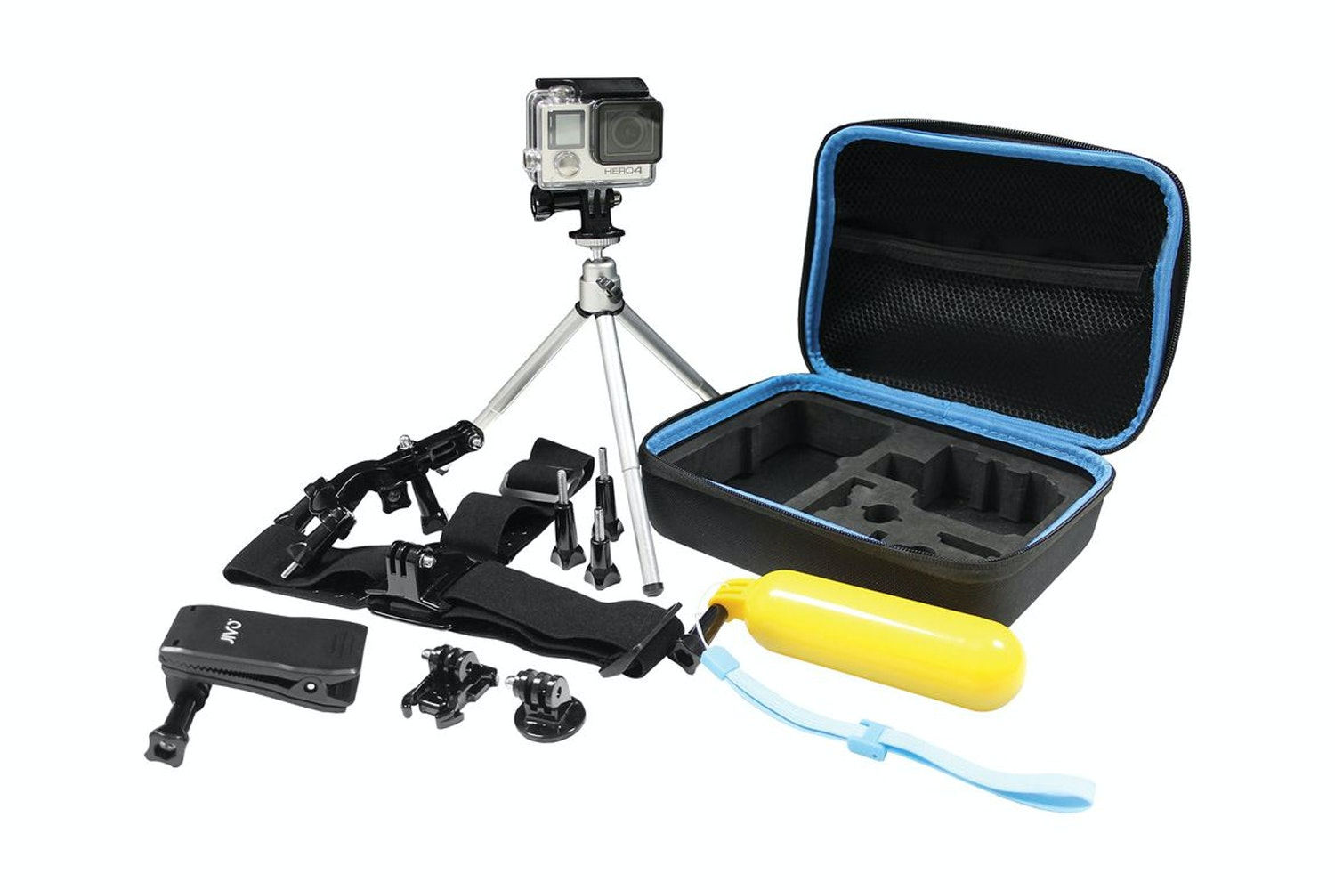 JIVO 6-in-1 MKII Kit for GoPro