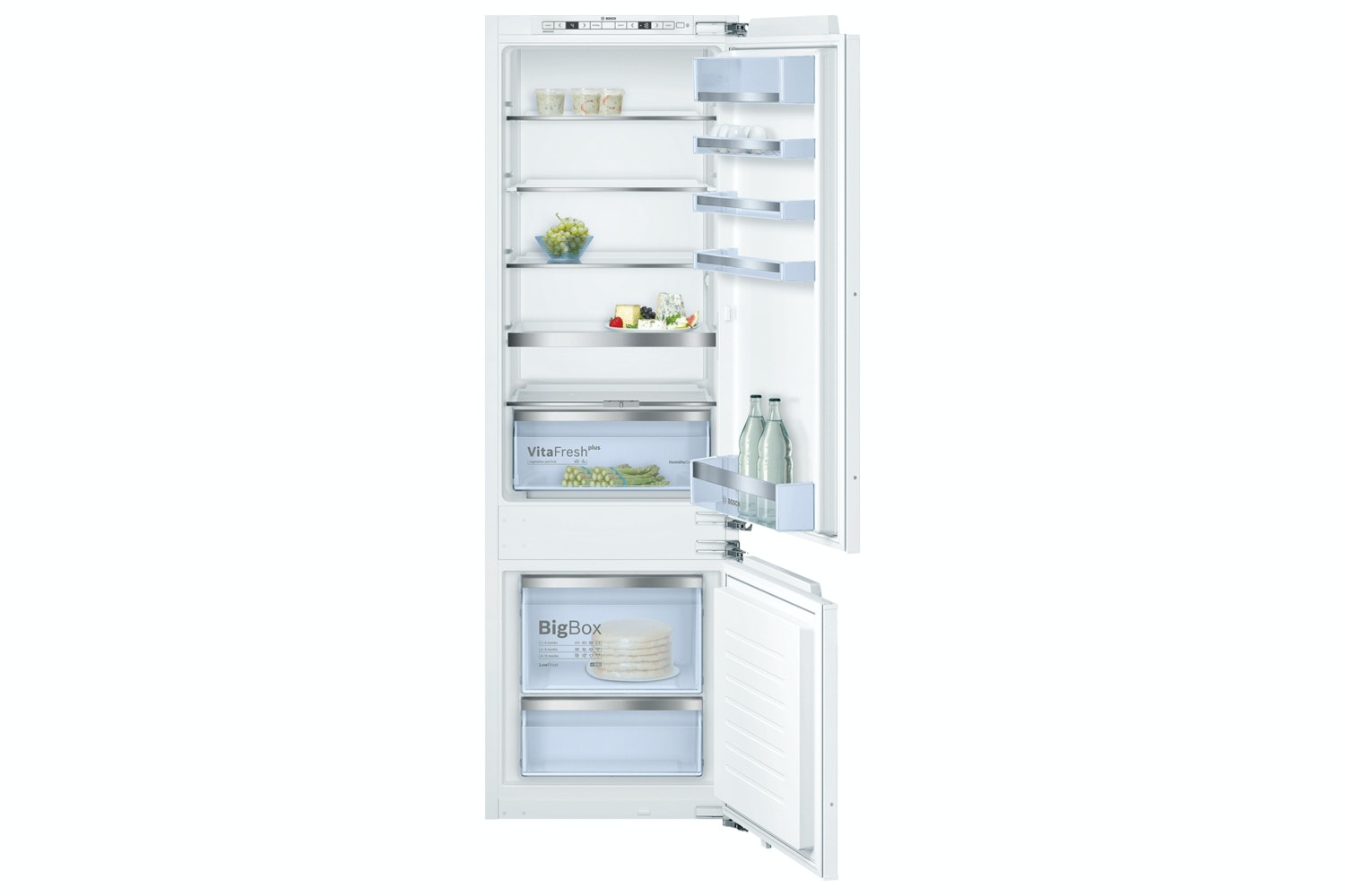 Bosch Integrated Fridge Freezer  | KIS87AF30G