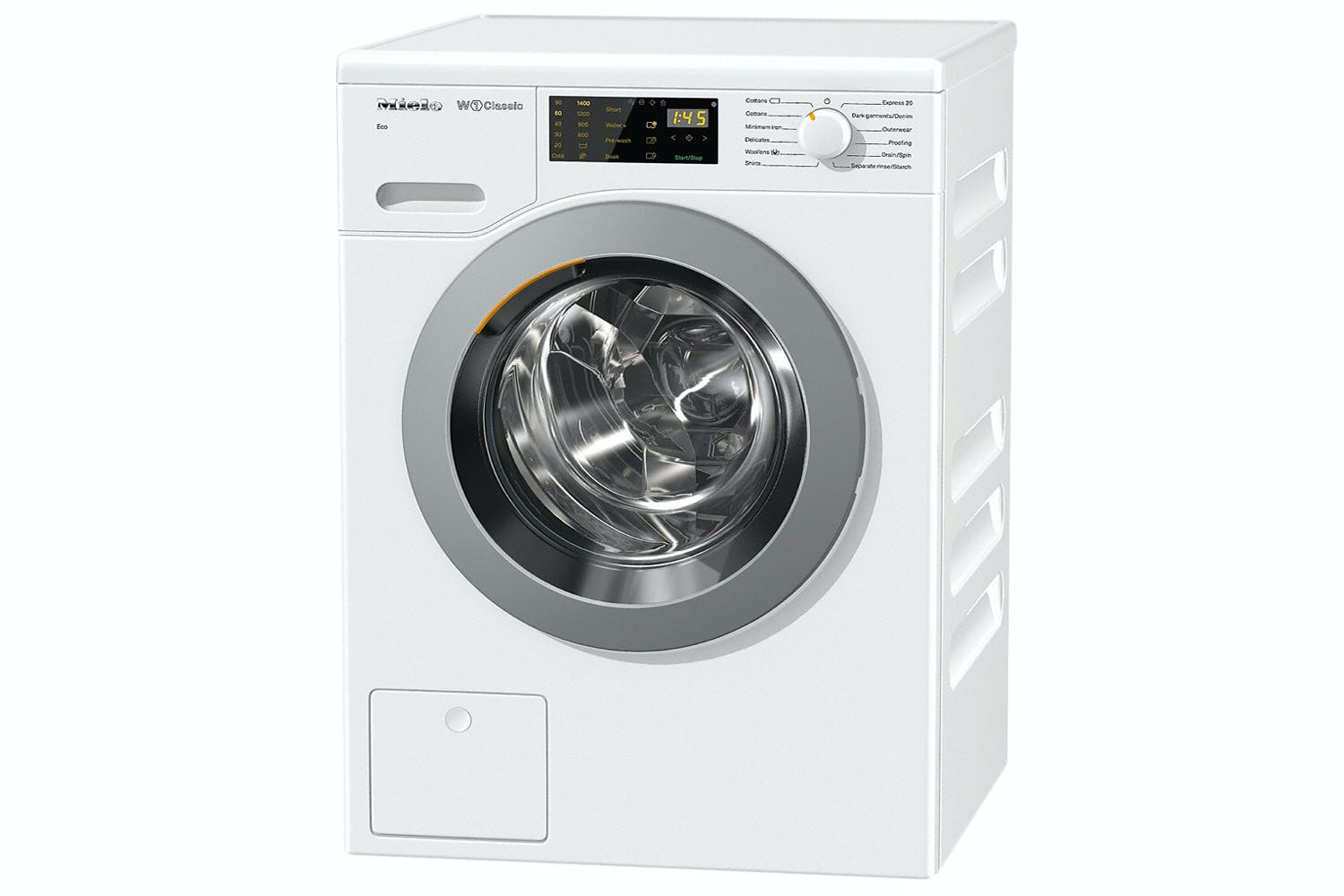 Onwijs Miele WDB020 Eco W1 Classic front-loading washing machine for 1-7 AO-59