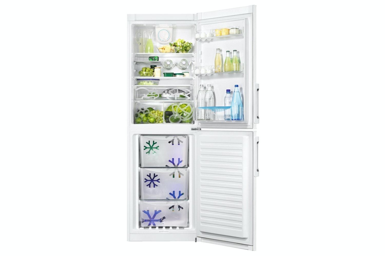 Zanussi Freestanding Fridge Freezer | ZRB35426WA