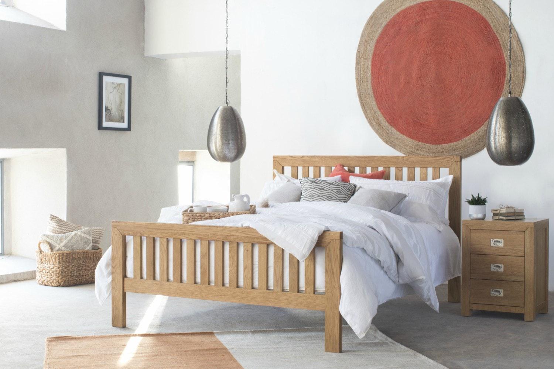 Arrington Bedframe | 3ft | Oak