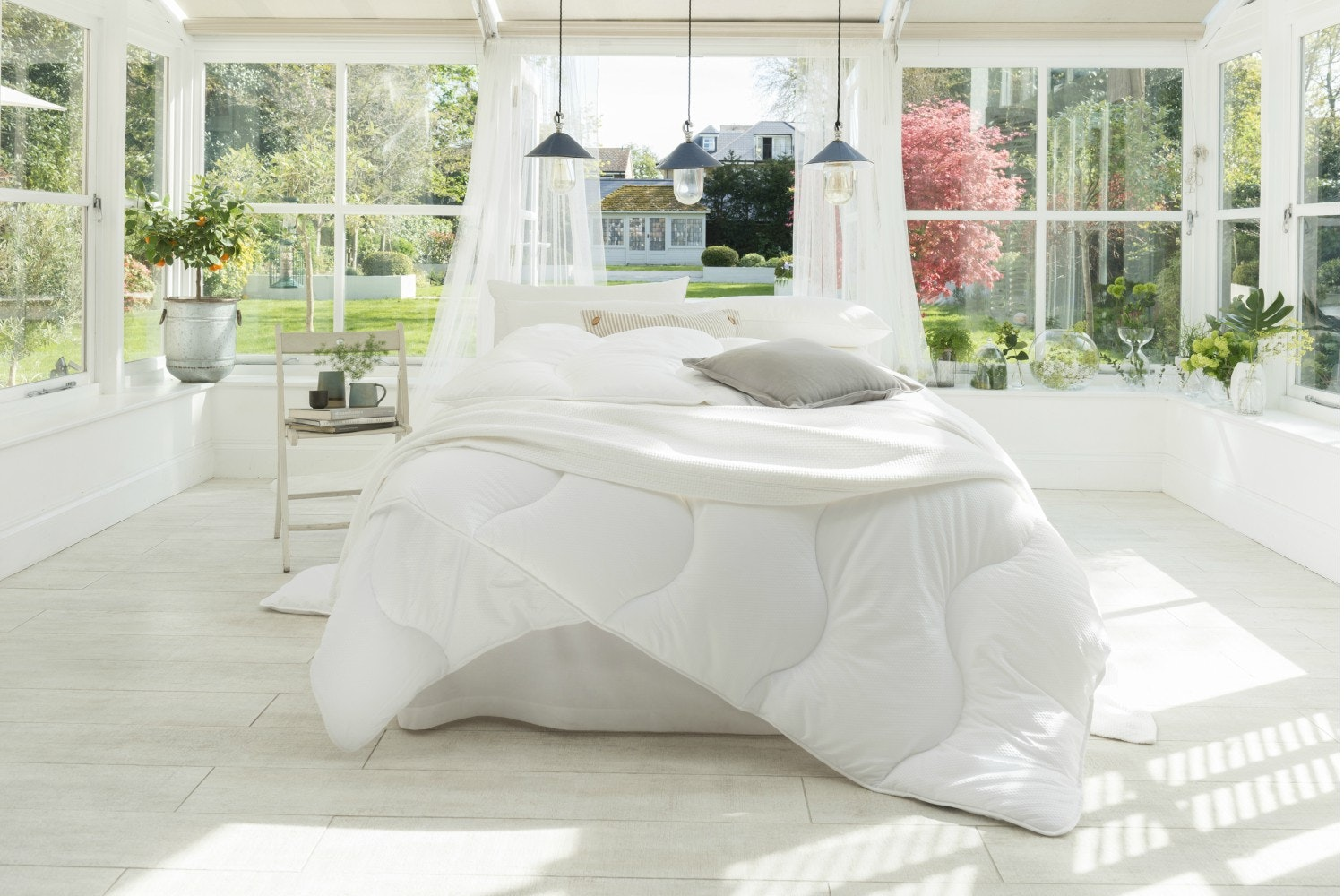 Breathe 13.5 Tog Duvet  | Superking