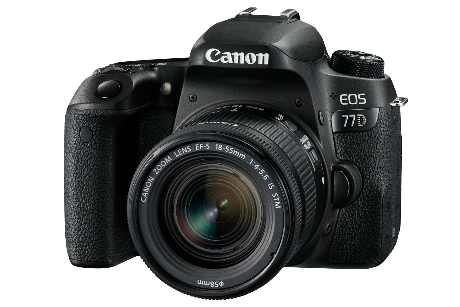 Canon EOS 77D & 18-55mm IS STM Lens