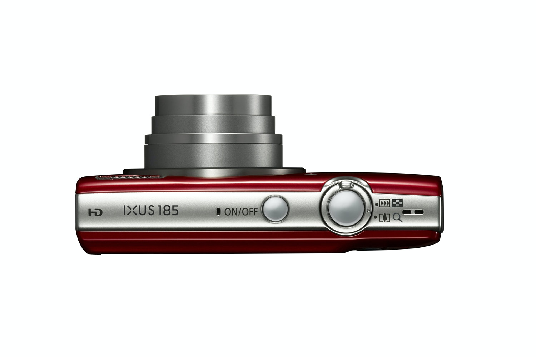 Canon IXUS 185 Digital Camera | Red