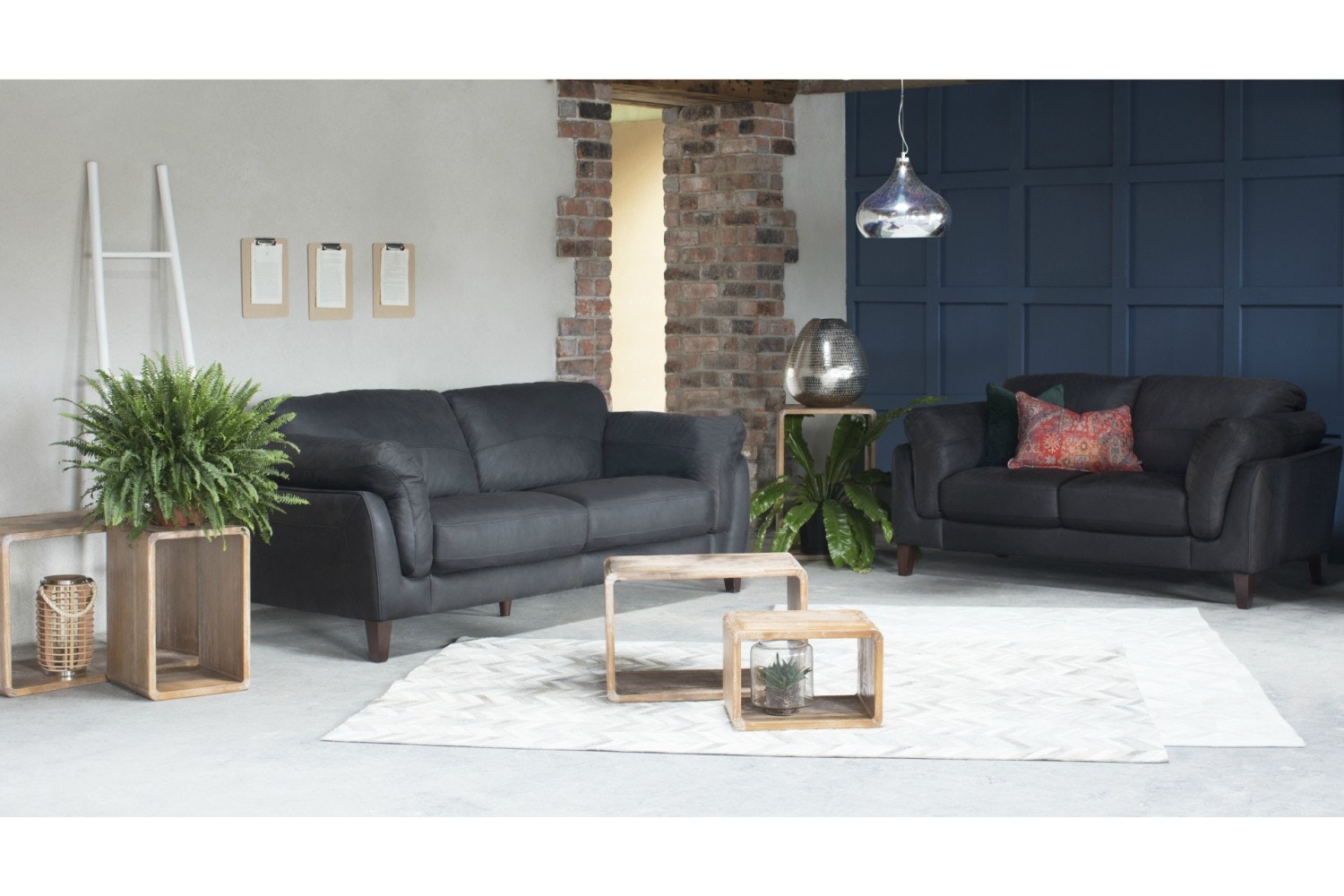 Elora 2-Seater Sofa | Colour options