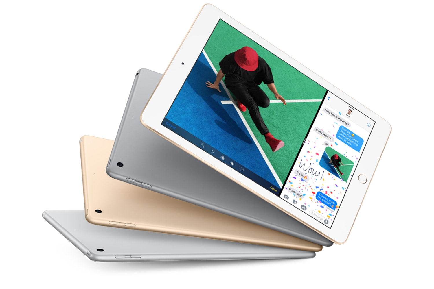 iPad Wi-Fi | 128GB