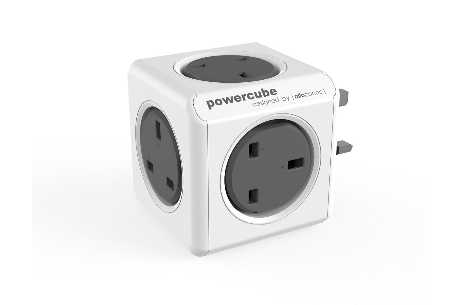 PowerCube Original Socket | Grey