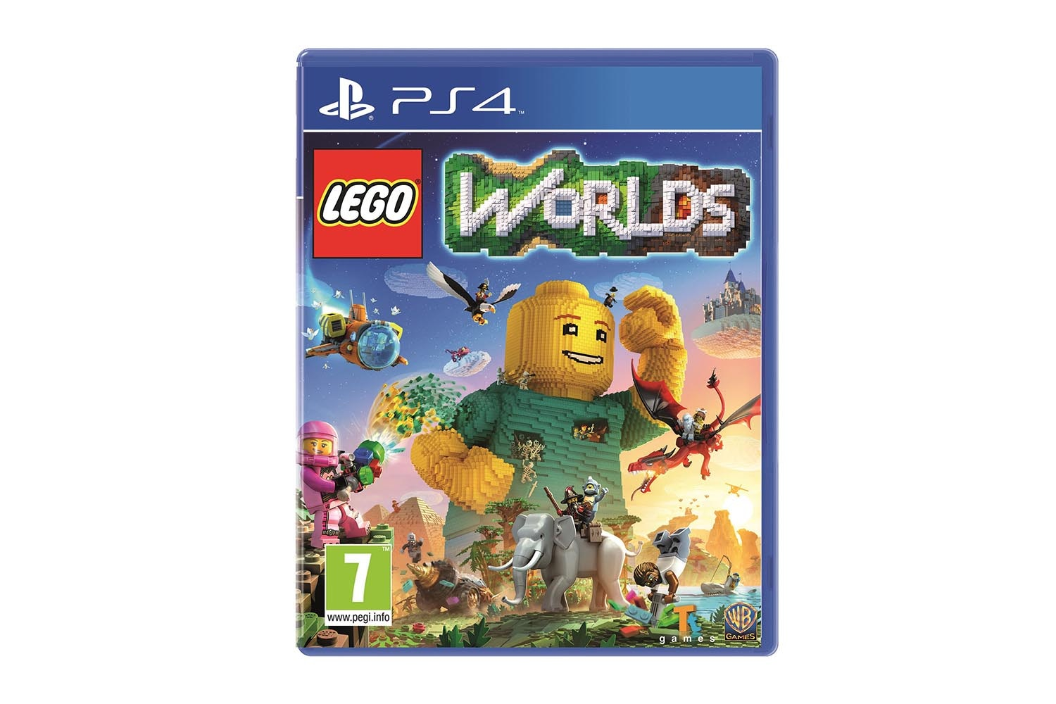 LEGO Worlds | PS4