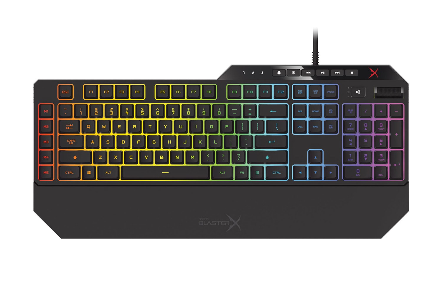Creative Vanguard K08 Mechanical Keyboard