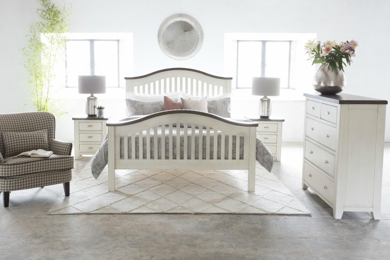 Wellington Bed Frame   Cream   6ft