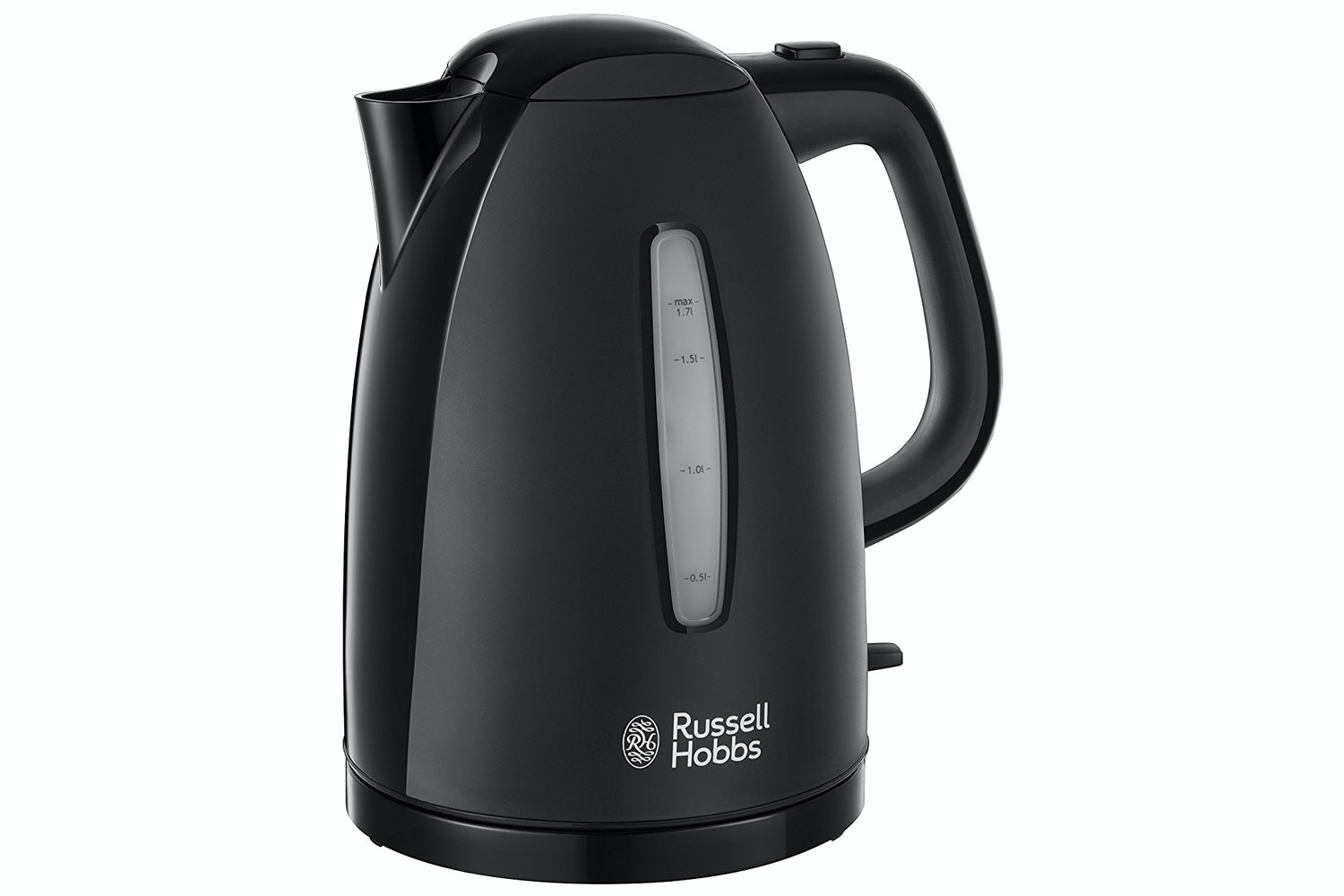 Russell Hobbs Textures Black Kettle | 21271