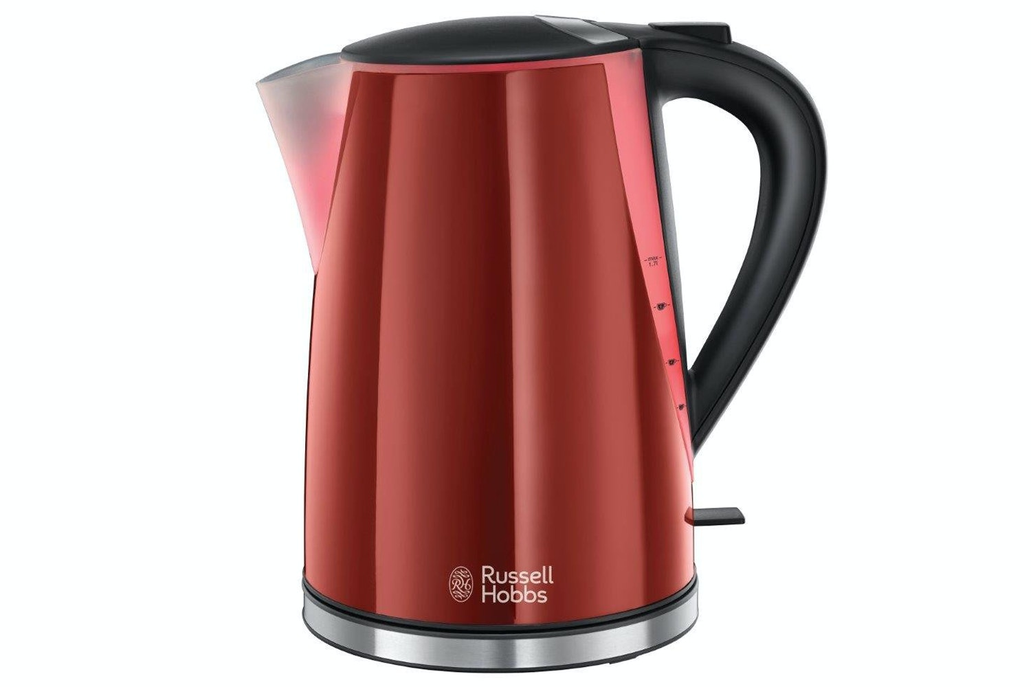 Russell Hobbs 1.7L Mode Kettle | Red