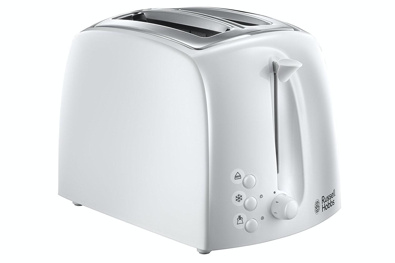 Russell Hobbs 2 Slice Toaster White | 21640