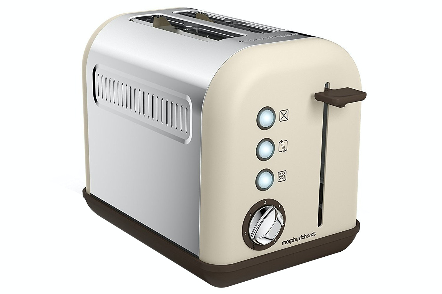 Morphy Richards 'Accents' 2 Slice Toaster | 222004 | Sand