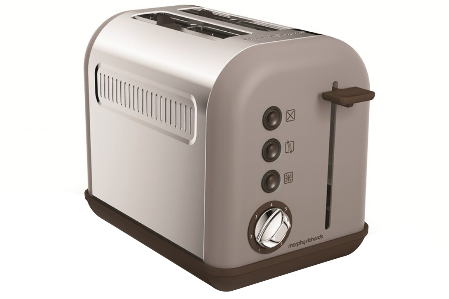 Morphy Richards Accents 2 Slice Toaster | Pebble
