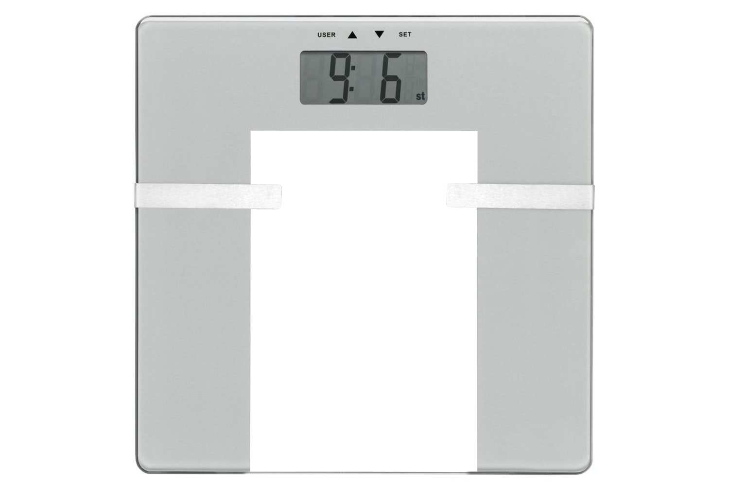 Weight Watchers Ultra Slim Glass Body Scale | 8935MU