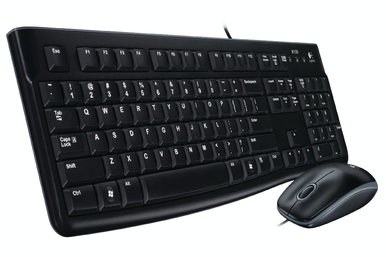 d9c627b6218 Logitech MK120 Corded Desktop | Ireland