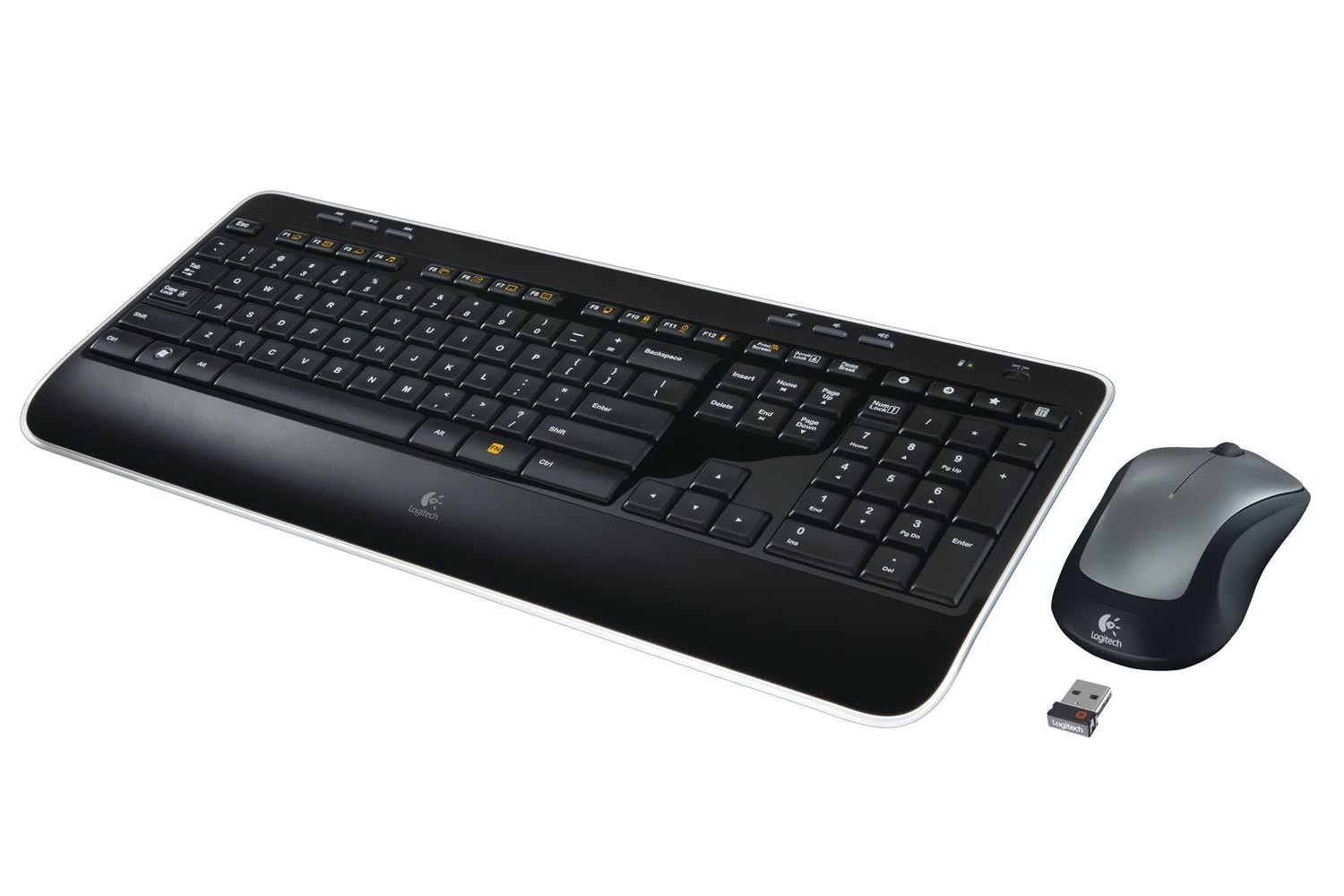 Logitech MK520 Cordless Desktop Keyboard
