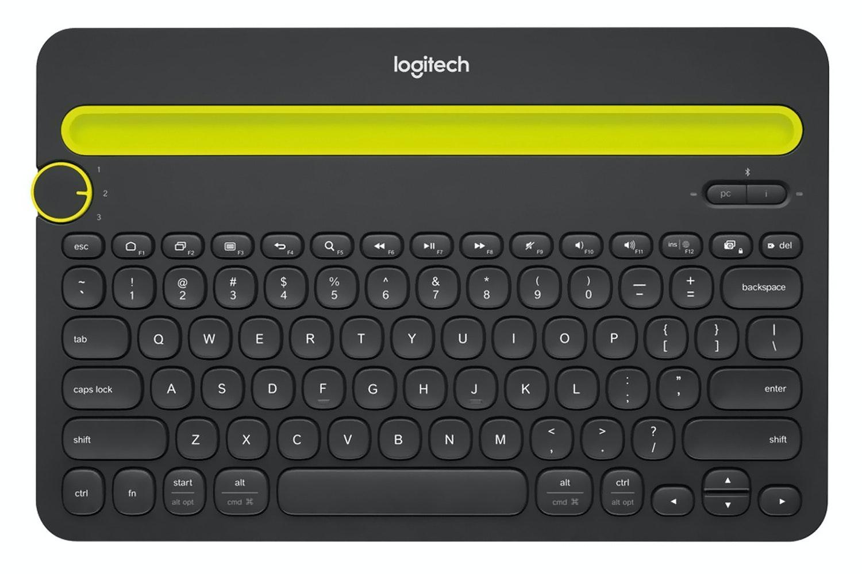 Logitech K480 Keyboard | Black
