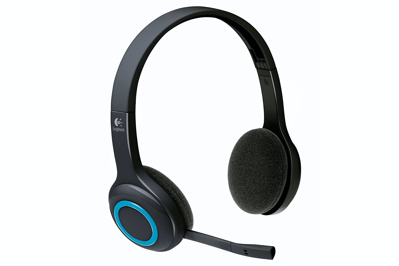 Logitech H600 Wireless Headset | Black