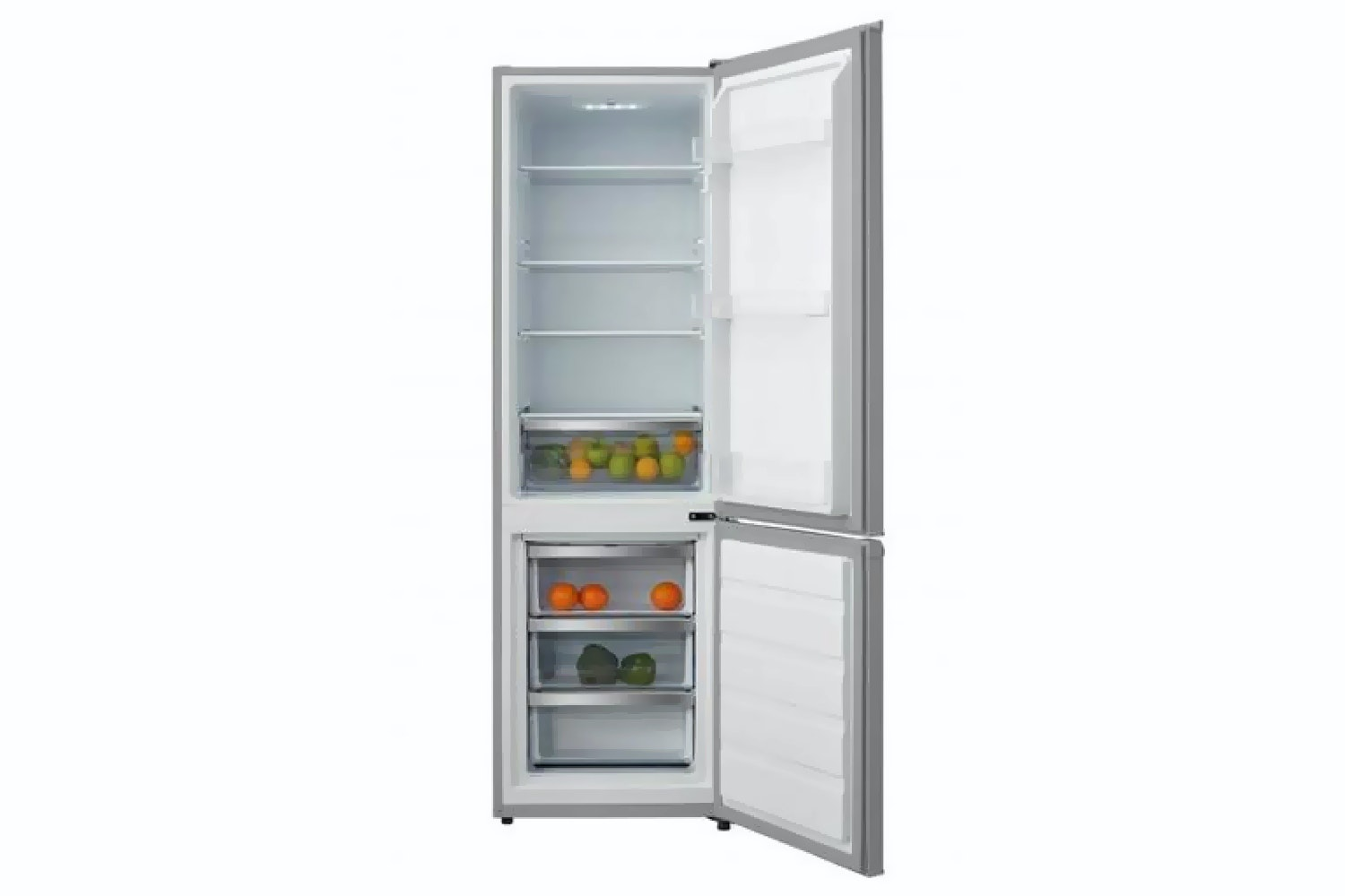 Belling Freestanding Fridge Freezer | BFF260SS | Stainless Steel