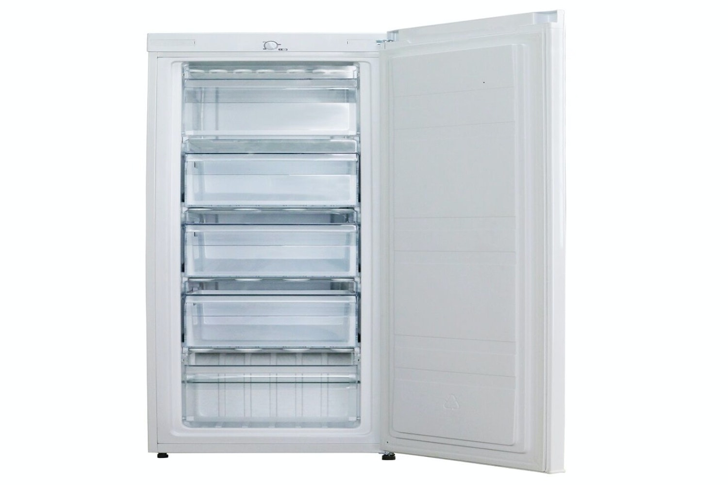 Belling 157L Freestanding Upright Freezer | BFZ157WH