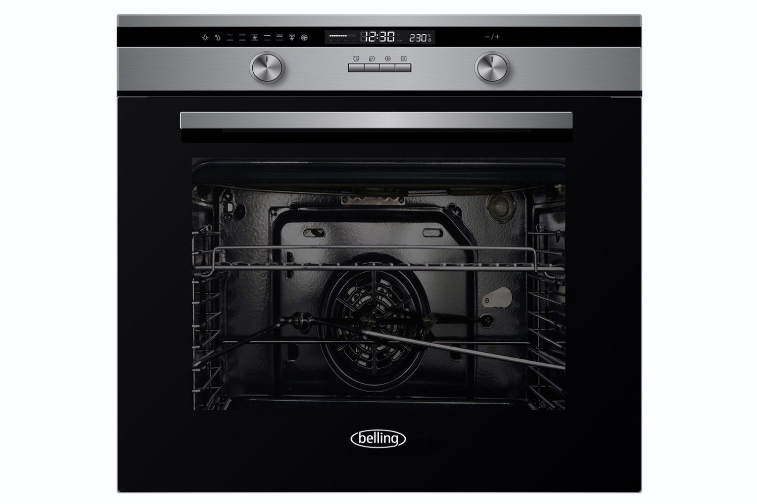 Belling Built-in Single Oven | BI60MPCSS