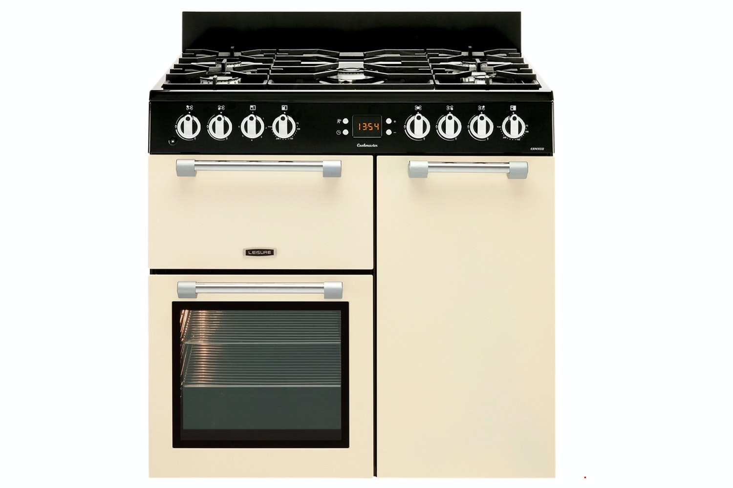 Leisure 90cm Gas Range Cooker | CK90F232C | Cream