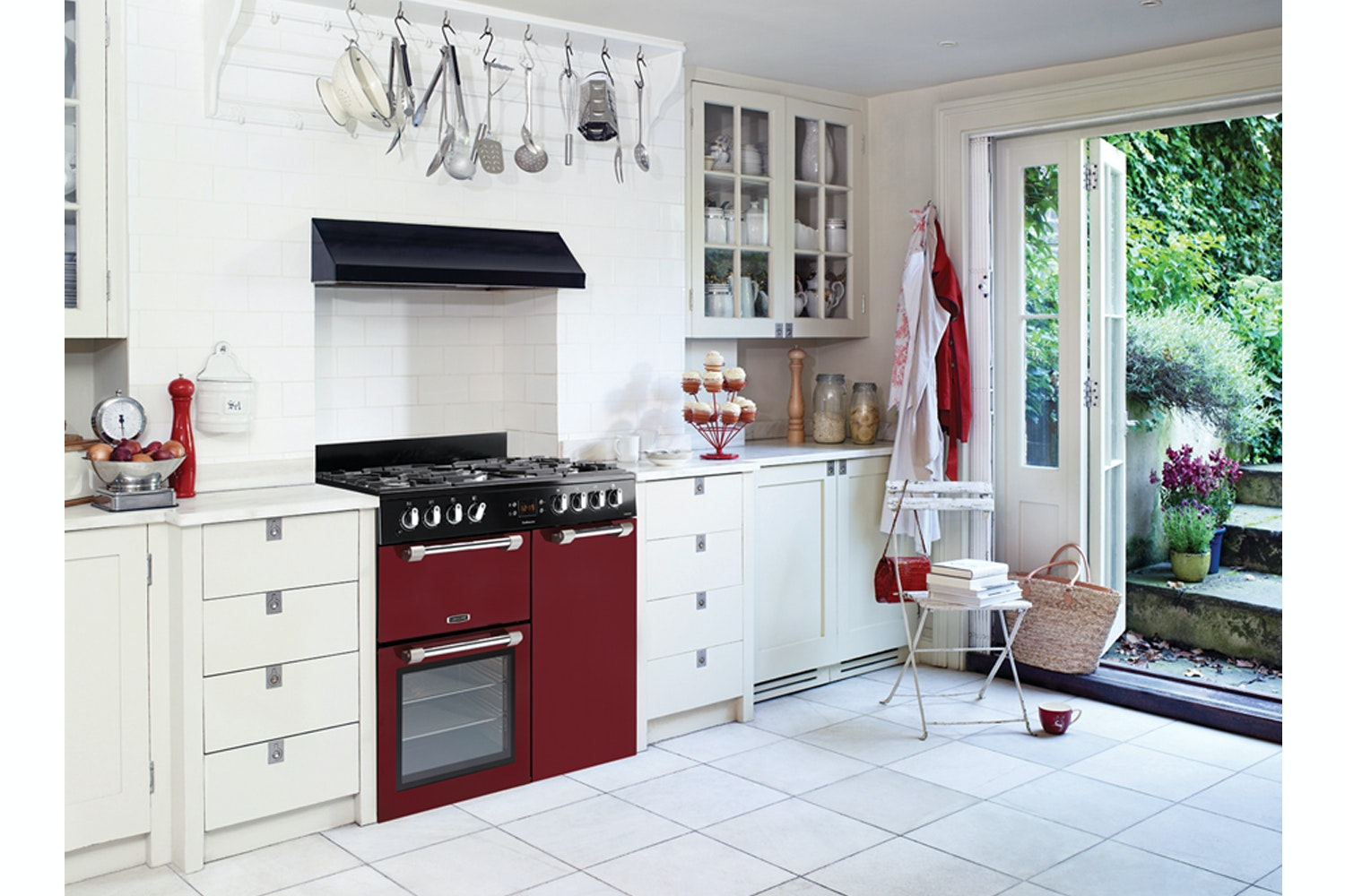 Leisure 90cm Dual Fuel Range Cooker | CK90F232R