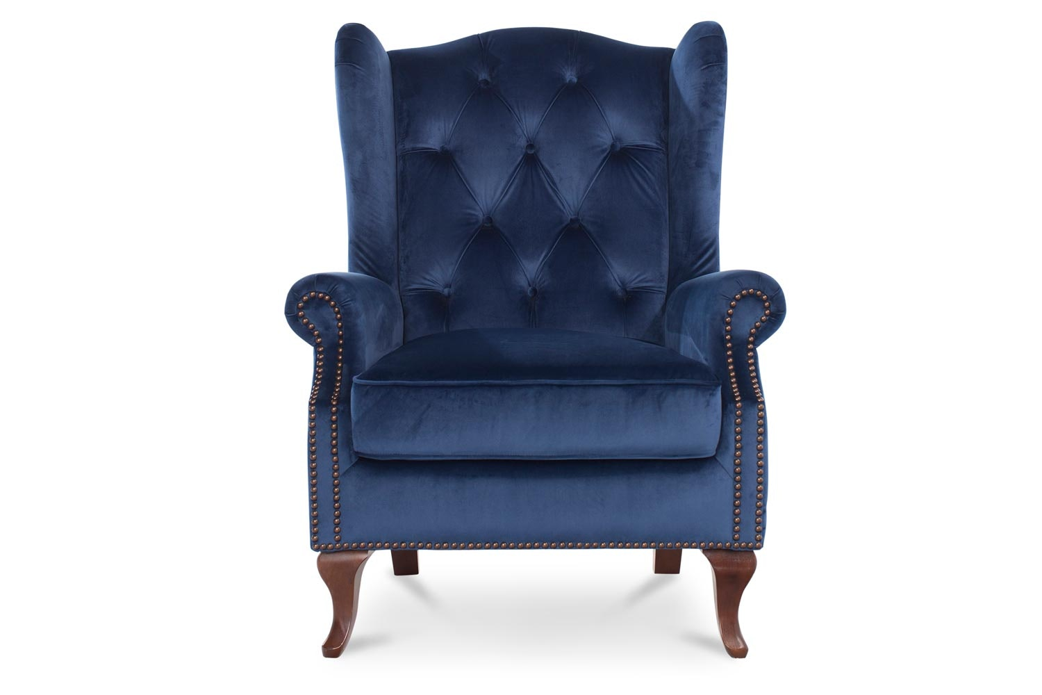 Harriot Accent Chair | Royal Blue
