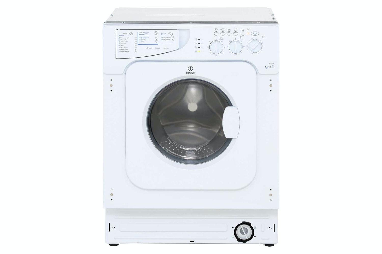 Indesit 6kg Ecotime Integrated Washer Dryer | IWDE126