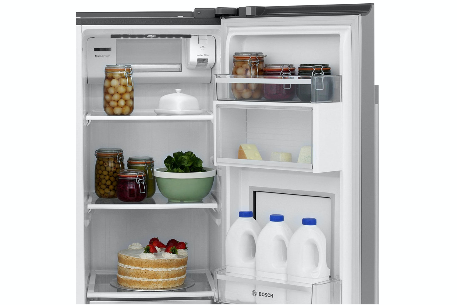 Bosch American Fridge Freezer | KAG90AI20G
