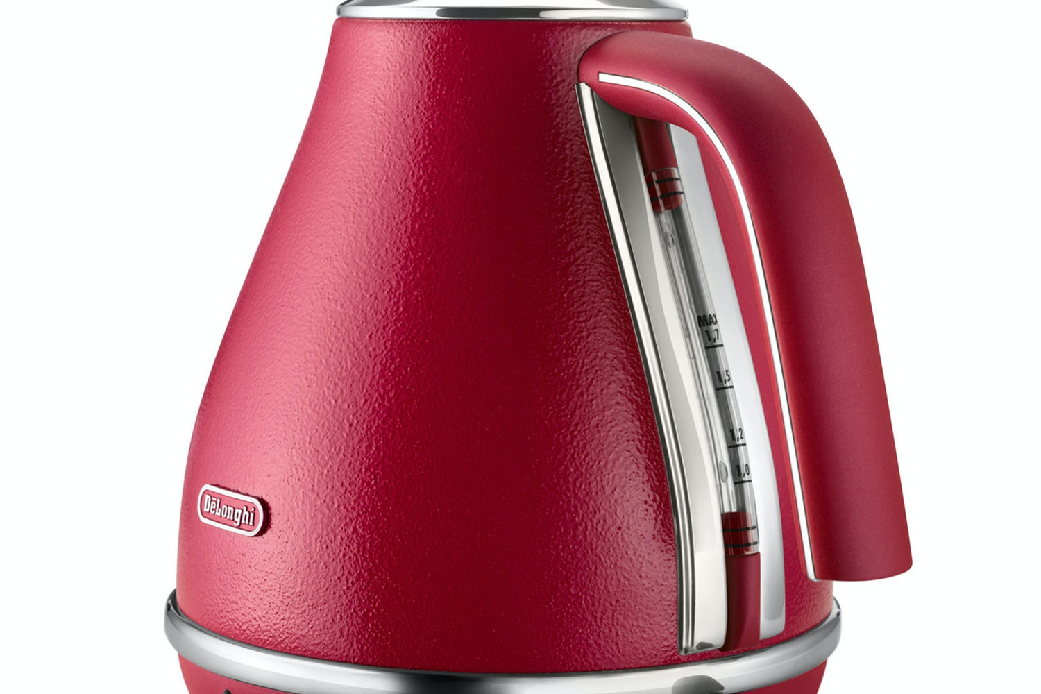 Delonghi White 1.7L Kettle | KBOE3001.R