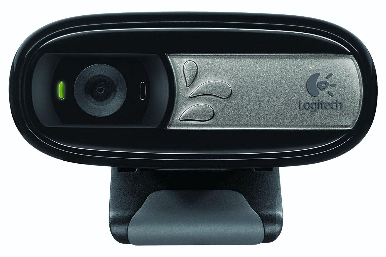 Logitech C170 Webcam | Black