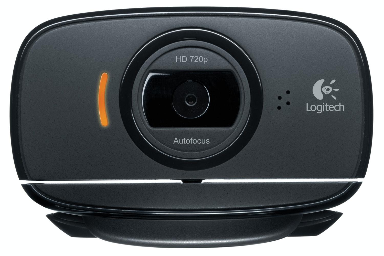 Logitech HD C525 Webcam | Black
