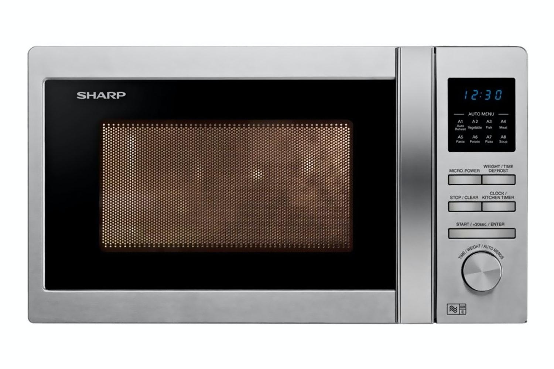 sharp 900w microwave. sharp 25l 900w microwave | r322stm 900w n
