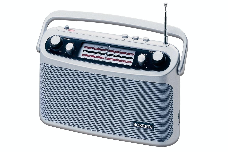 Roberts 3 Band Portable Radio | R9927/0