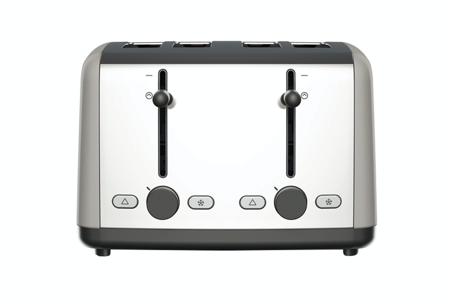 Kenwood Scene 4 Slice Toaster | Grey
